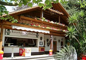 Kalkofen Biergarten In Darmstadt Arheilgen