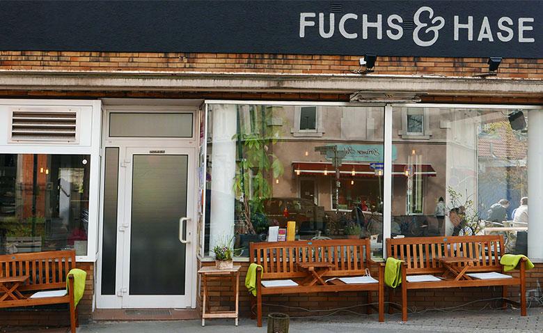 fuchs und hase cafe und bistro mit fr hst ck darmstadt. Black Bedroom Furniture Sets. Home Design Ideas