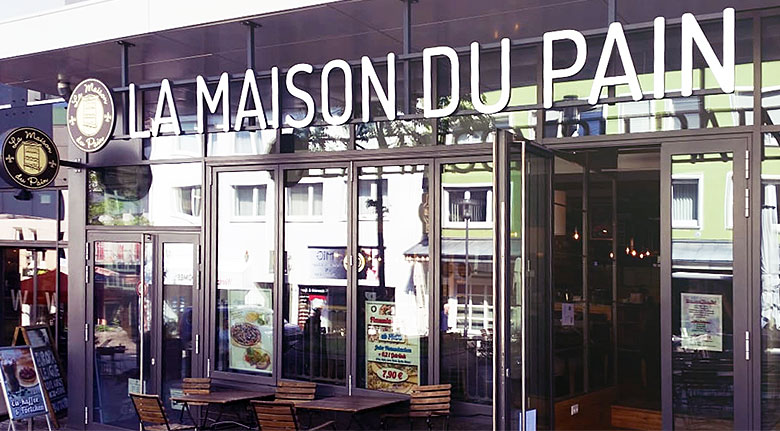 Café La Maison du Pain - Frühstück in Darmstadt